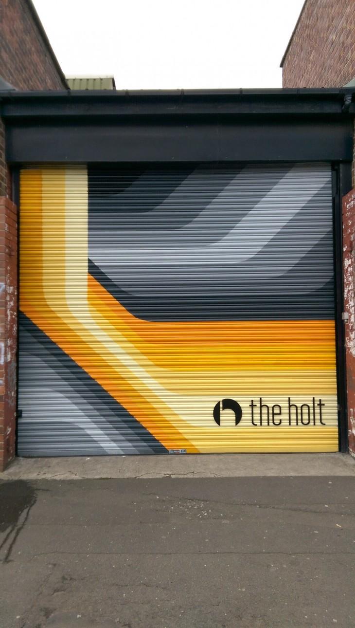 The Holt | Street Art Sheffield