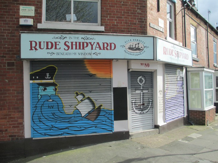 The Rude Shipyard
