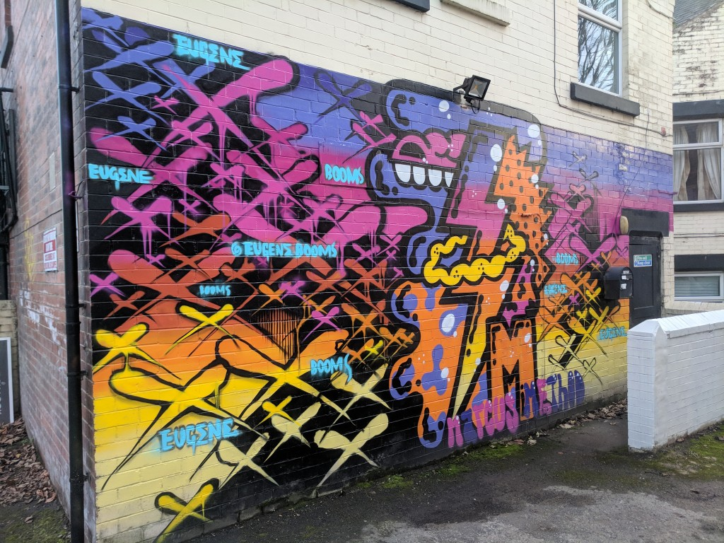 Street art sheffield graffiti street art and wall murals from latest from the gallery amipublicfo Gallery